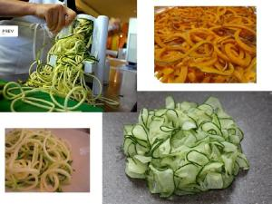 spiralizer food